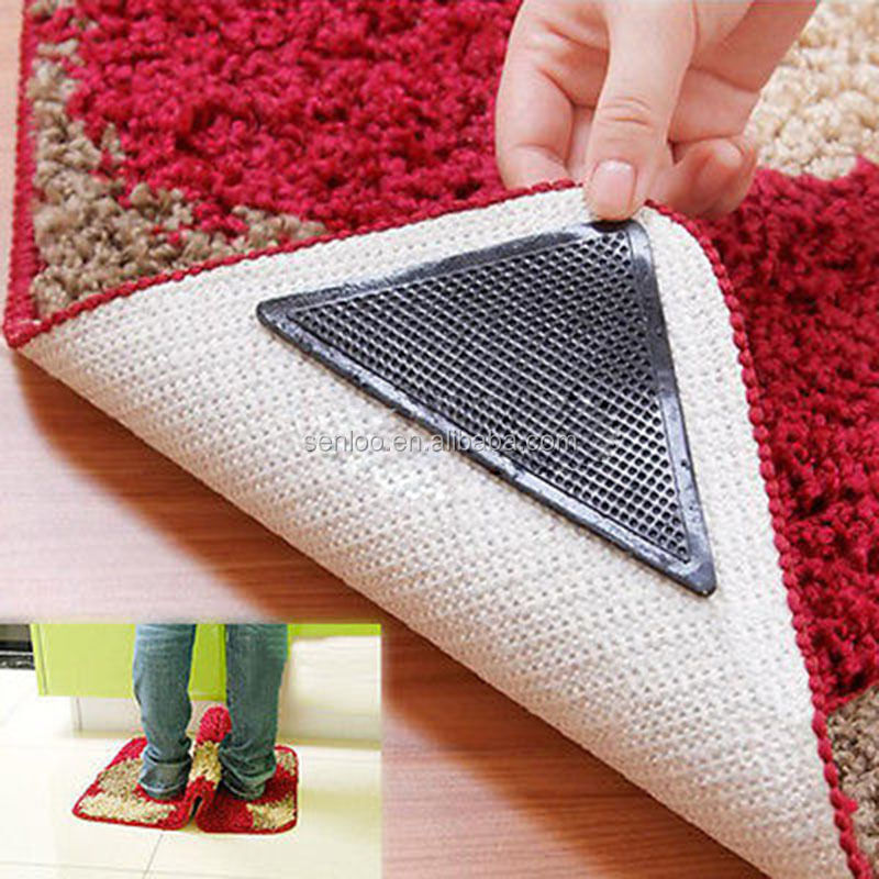 Stop Mat Or Carpet From Moving And Keep It Position Super Sticky Rug Gripper