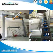 Automatic palletizer / pallet stacking packing machine / palletizing system