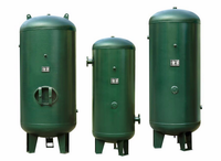 Vertical Air Pressure Tank In Air Compressor Parts