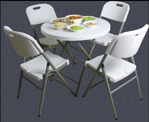 Hot Sale Cheap HDPE Outdoor Wedding Table <strong>Folding</strong> Plastic Table