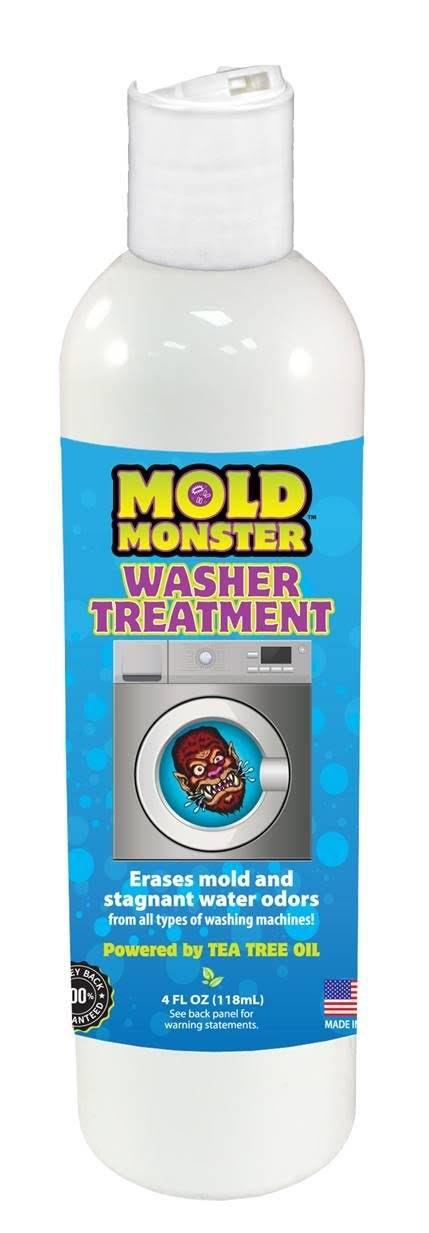 Get Quotations · Mold Monster Washer Treatment - Washing Machine &  Dishwasher Cleansing Solution - Erases Mold and the
