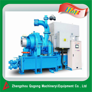 Oil free electric turbo air compressor/CE ISO 2017 new Turbo air compressor for steam and centrifugal