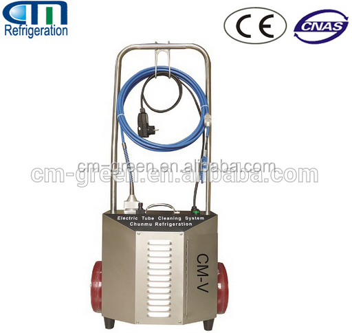 Professional Stainless Steel Tube Cleaner for Cleaning refrigeration systems' tubes