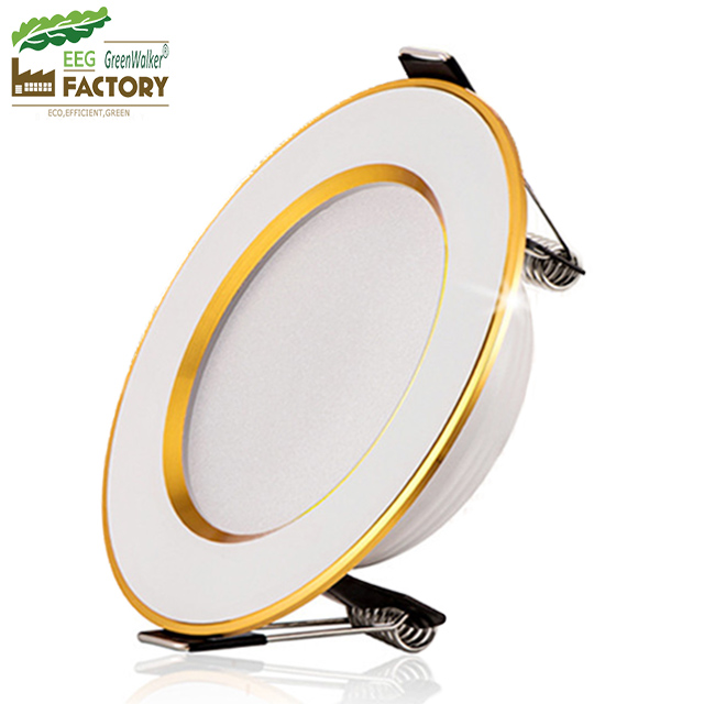 220V 240V Driverless flicker free skd kits 3w 5w 7w 9w 12w 15w 18w ceiling <strong>downlight</strong>