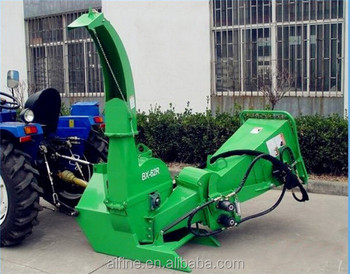 Factory directly sale high efficiency chipper wood