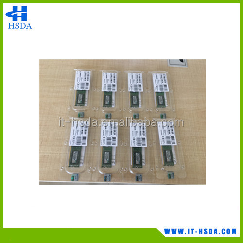 New!! 647893-B21 4GB (1x4GB) Single Rank x4 PC3L-10600R (DDR3-1333) Registered CAS-9 Low Voltage Memory Kit