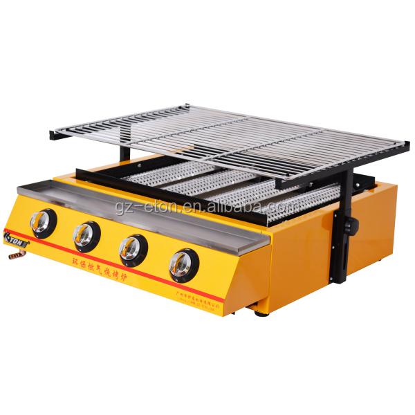 Eton Et k255 Standaard 4 Kop Barbecue Gas Grill Buy