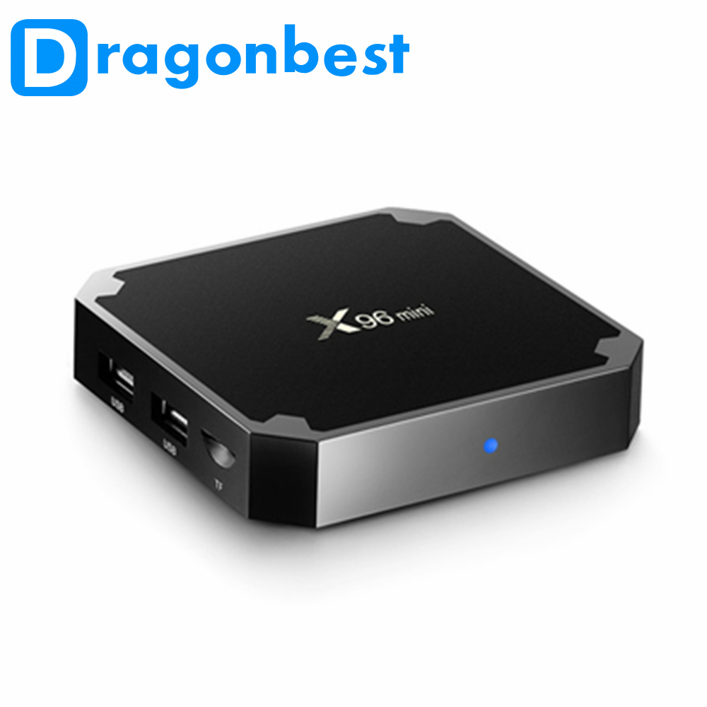 tv box wifi android 8.1 smart amlogic internet receiver 2.4g 5g wifi T95Q amlogic S905X2 4G 32G hd