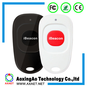 Axaet original design CC2541 chipset ibeacon accept customized firmware logo packaging ibeacon