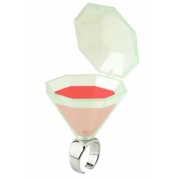 night Hen party Bachelorette Party shot glass ring