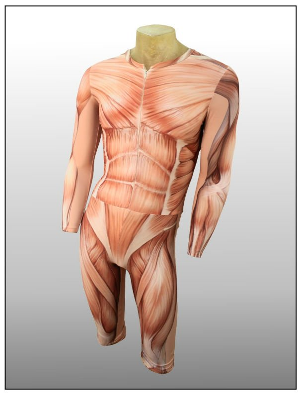 Anatomy Body Suit Golfclub