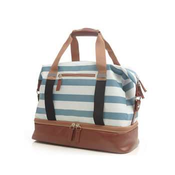 Fh179 Alibaba China Whole Fashion Gym Travel Weekend Bag With Shoes Compartment Laptop