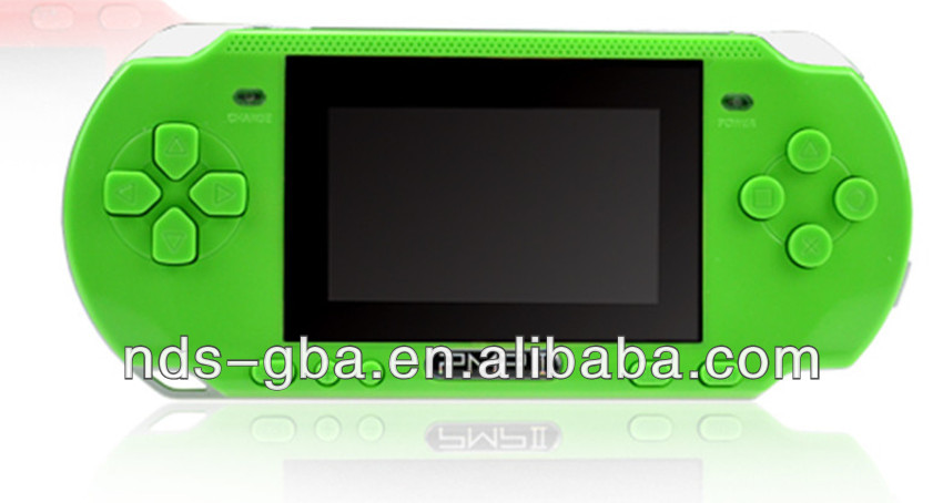 32 bit handheld gaming console with 10000 mix games PMP2