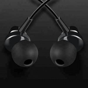 M14 In-Ear Earphone Headphone In-line Control Magnetic Clarity Stereo Sound With Mic Earphones Mobile Phone MP3 MP4