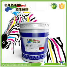 Chinese factory wide application pigment dispersion for wallpaper stain