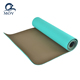 Eco friendly Custom Printed Wholesale Non-slip Tpe manduka yoga mat
