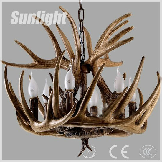 Vintage Brown Antler Chandelier Resin Lighting Faux Antler Secure Mounted  Chandelier Light Christmas Vibe Chandelier   Buy Antler Chandelier,Faux  Antler ...