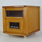 Luxury Wooden infrared heater with ETL