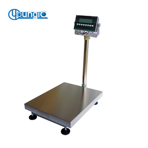 100KG 300KG Electronic Digital Industrial Platform Weighing Scale Bench Scale For Sale