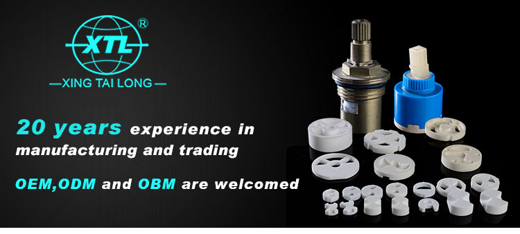 industrial alumina ceramic disc faucet ceramic disc cartridge