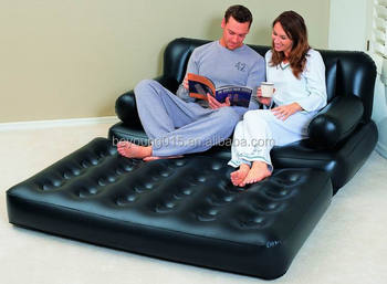 Bestway Sofa Set Living Room Furniture Five In One Inflatable Air Bed