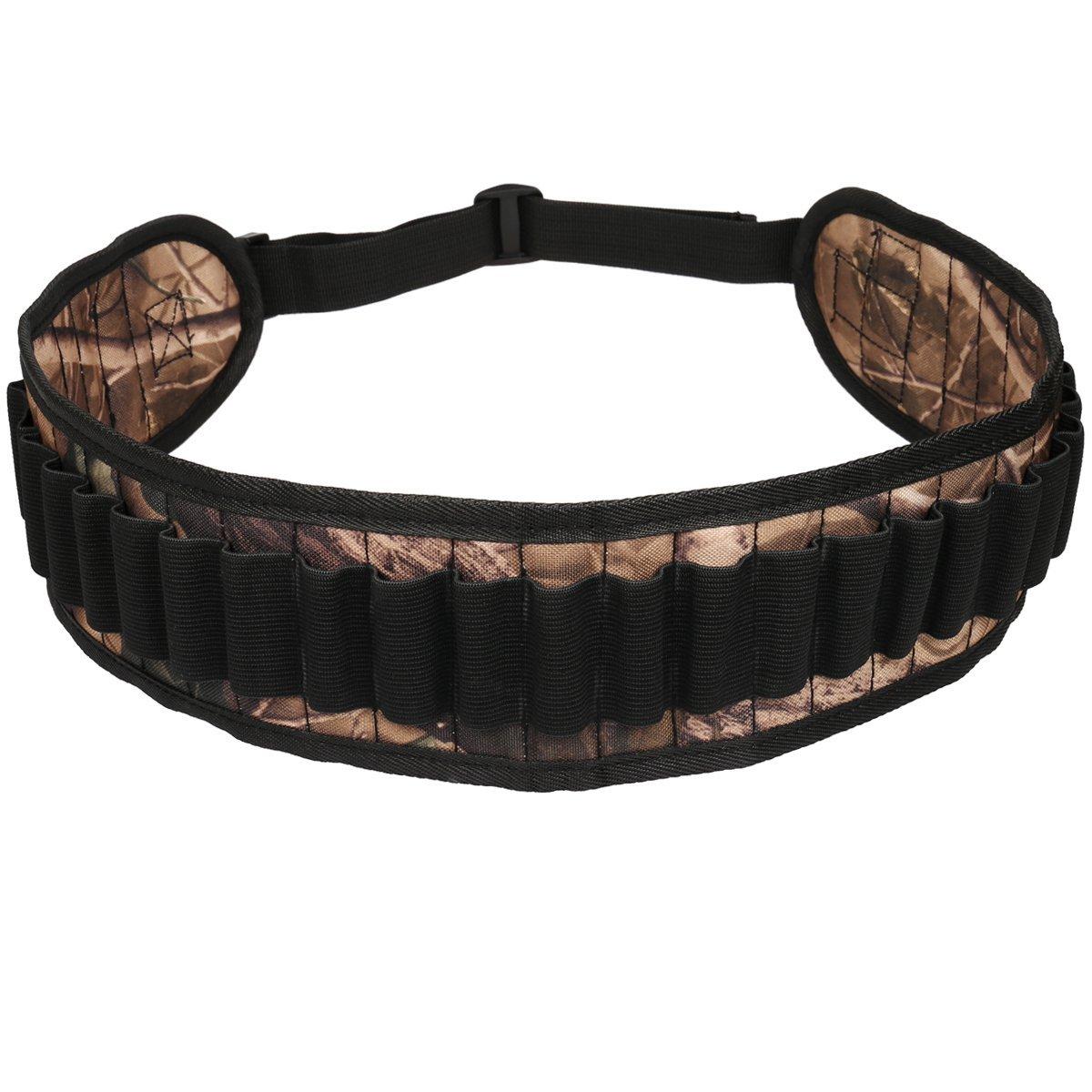 Three Belts. Capable Guide Gear Shotgun Ammo Belts Sporting Goods