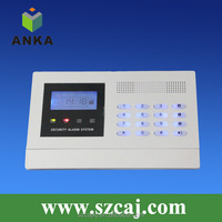 2015 home security panel Wireless smart home security alarm system with high quality AJ-390