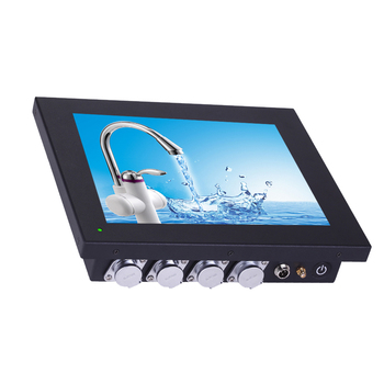 "15"" sunlight readable IP65 outdoor waterproof computer"