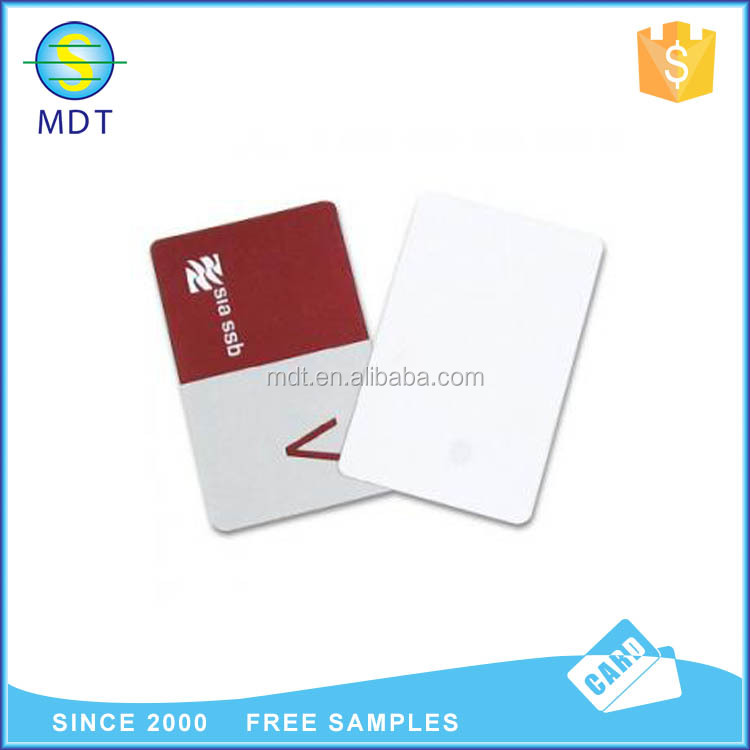 pvc id card material inkjet pvc card for epson l800 printer