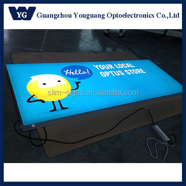 Frameless Backlit LED light box /fabric billboard  sc 1 st  Alibaba & Frameless Backlit Led Light Box /fabric Billboard - Buy Backlit ... Aboutintivar.Com