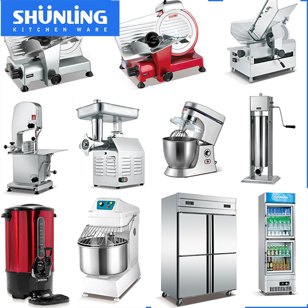 Shunling Professiona Chinese Restaurant Kitchen Equipment