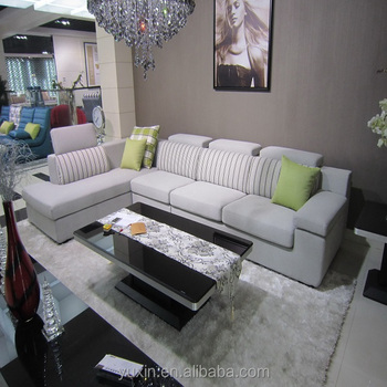 Modern Fabric Sofa Set | Baci Living Room