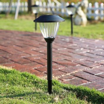 Waterproof Outdoor Stake Tall Solar Garden Lights