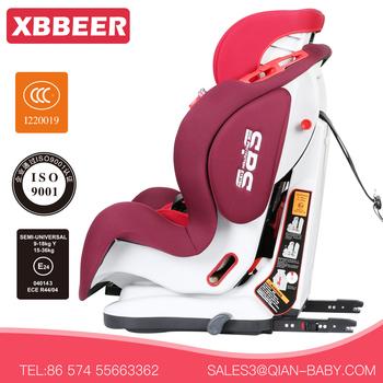 Ece R44 04 Adjustable Baby Doll Car Seat For 9-18kg Isofix Recaro ...