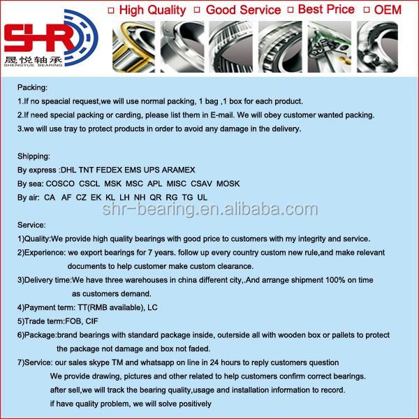 Cc Ca Mb E Type China Spherical Roller Bearing Supplier 22222 Ek ...