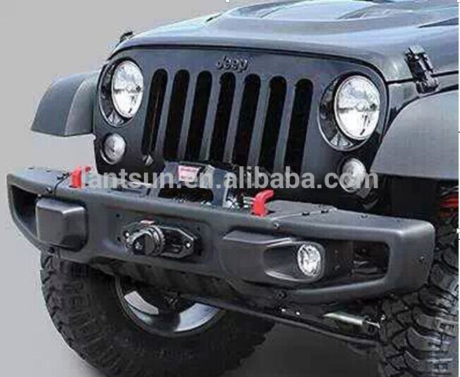 Para Jeep Wrangler JK 10th anniversary frente bar/Bumpers