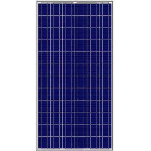 a.Hot sale 290w poly solar panel with high efficiency