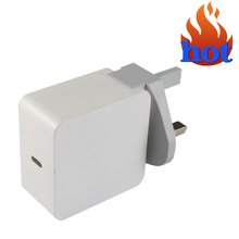 Hot Selling 15W Type C Wall Charger Adapter With Type-C Cable Quick Charging for Macbook Nexus 6p LG g5 Samsung note7