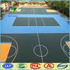 Top Quality PP double corss pattern outdoor basketball sports court floor