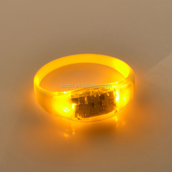 Sound Music Activated LED Bracelets for Events Party Concert Music Festival
