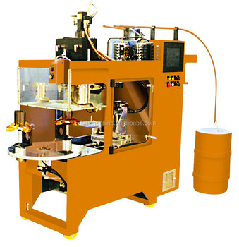 Electrical motor coil winding automatic lacing machine for Electric motor winding machine