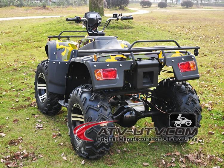 2016 New 2200w 60v 50ah Cheap Adult Electric Atv Quad Bike