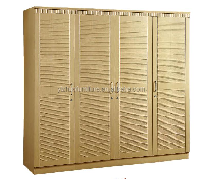 hecho en china moldeado tipo armario armario puertas bifolding