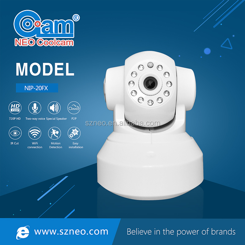 Mobile phone easy to login wide angle lens ip camera dome with micro sd card built in ir cut for home security cctv camera