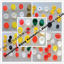 Hot sale imported branded electrical pneumatic parts edible oil cap assembly machine 2014