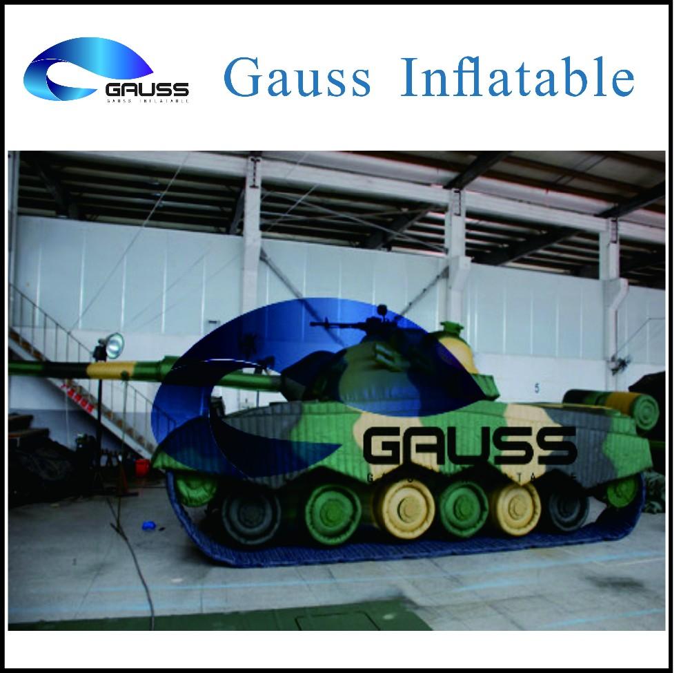 China Militär/armee Aufblasbare Panzer - Buy Aufblasbare Panzer ...