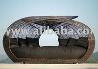 Spartan Open Top Outdoor Daybed