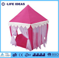 Princess tent, red play house
