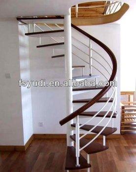 Extrem Innenarchitektur Stahl Holz Wendeltreppen Design - Buy Innen WN15