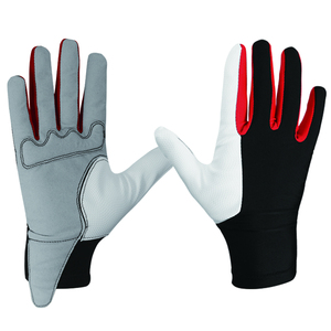 New design Horse Riding Leather Gloves / Racing Leather Gloves / Horse Riding Color Genuine Leather Gloves